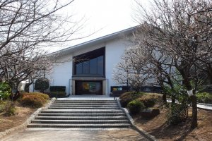The Itabashi Art Musuem is known for its avante-gard works and its support of local talent