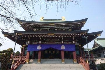 Jorenji Temple
