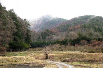 Сельская местность префектуры Нагано