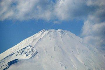 Вершина Фудзи-сан