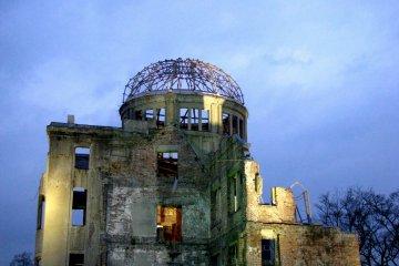 """""""Атомный купол"""" в Хиросиме"""