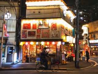 A step back in time - Tokyo's Otsuka area has many Showa era styled eateries