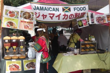 Jamaican me hungry!  (sorry...)