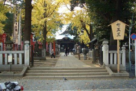 Kishimojin Temple