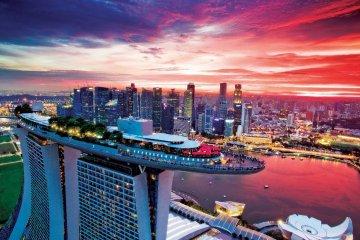 CÉ LA VI SINGAPORE, Marina Bay Sands