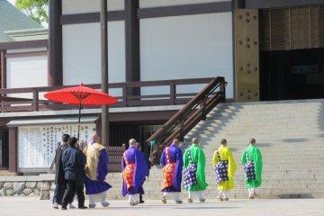 Огромный размер храма