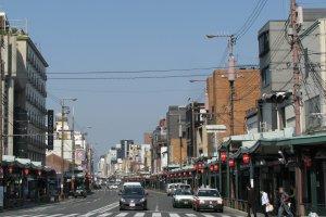 Gion Shijo Street