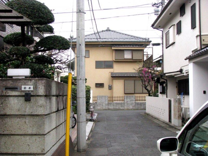 Very quiet district