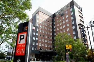 Отель APA Shiomi Ekimae в Токио
