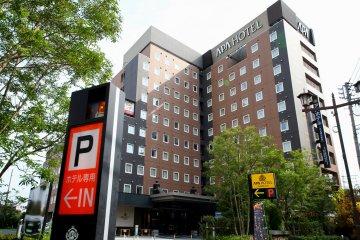 Отель в Токио APA Shiomi Ekimae