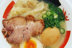 People's passion for ramen is no joke - and they battle it out at this event!