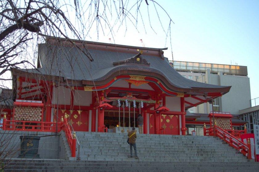 Hanazono Shrine