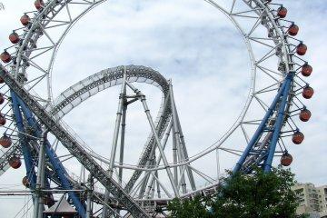 Парк развлечений Tokyo Dome City