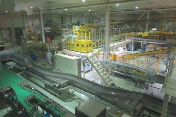 Фабрика SUNTORY