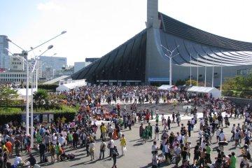 Фестиваль в Харадзюку, Токио