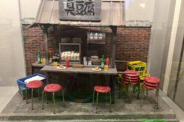 World-famous Taiwanese food stalls.