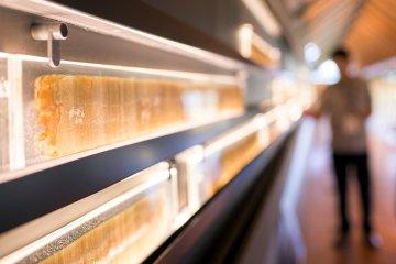 Las varvas más largas del mundo - Museo de las varvas de la prefectura de Fukui