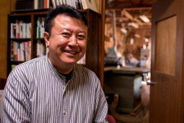 El maestro de la madera y la laca - Wajima Kirimoto