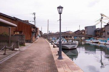 Distrito de antiguos pescadores de Uchikawa