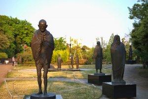 Philosophers of the Tetsugakudo Park