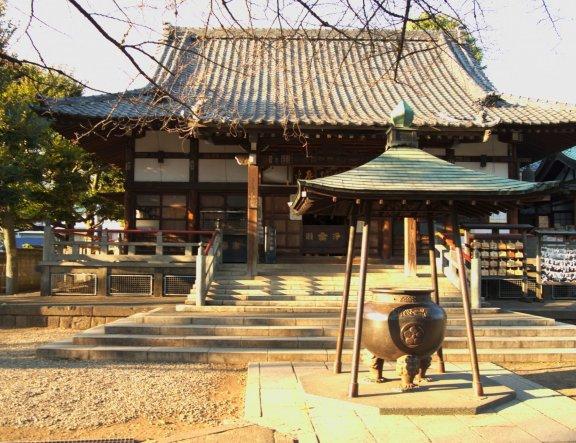 Baishoin Temple