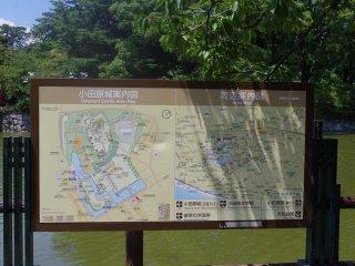Bản đồ cấu trúc toàn bộ khu vực