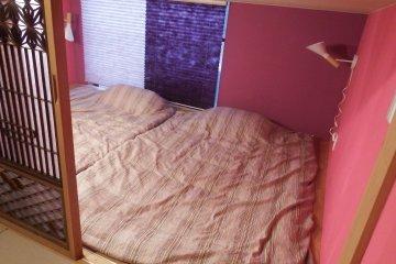 The bottom beds made me feel like a princess.