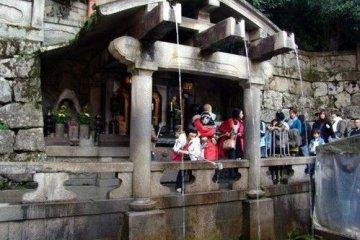 灵性的清水寺
