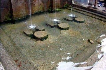 传说中的有灵性的水