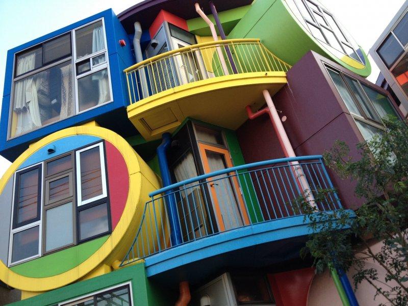 Reversible Destiny Lofts, Mitaka City