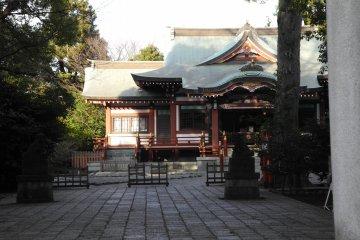 Musashino Hachimangu Shrine