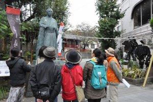 坂本龍馬是日本知名歷史人物。