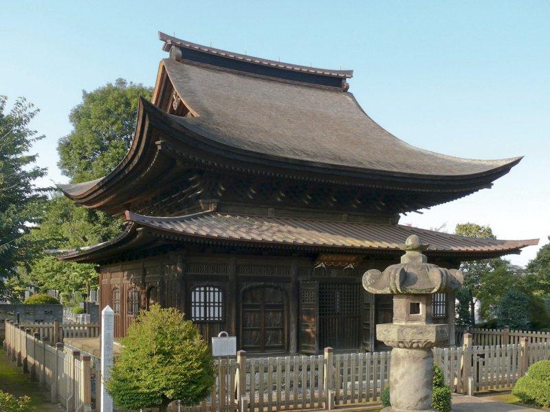 Shofukuji Temple, Higashimurayama City
