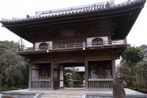Shosenji Temple, Kodaira City