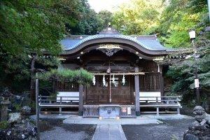 Nukui Shrine, Koganei City