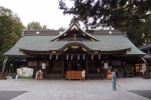 Okunitama Shrine, Fuchu City
