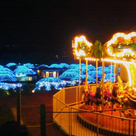 Hikarinosumika Illumination Display