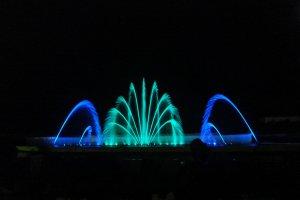 Tokinosumika also has a fountain show