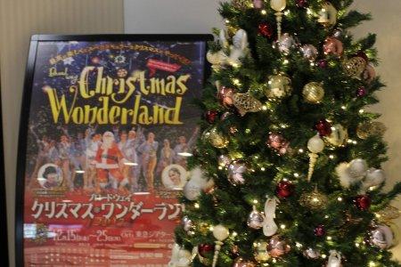 百老汇圣诞仙境