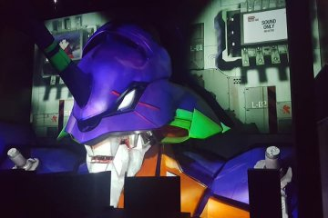 Evangelion: World at Fuji-Q Highland