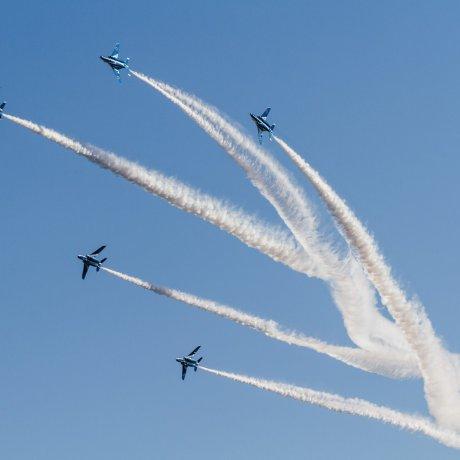 Iruma Air Show