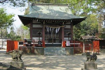Aoi Shrine, Inagi City