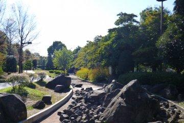 Higashiyamato Park, Higashiyamato City