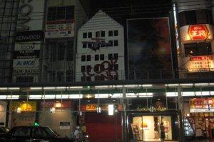 Nipponbashi by night