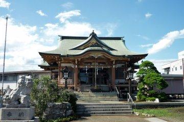 Tokyo's Fussa City