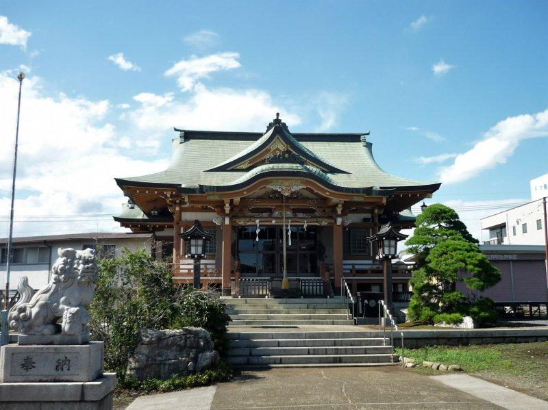 Fussa Shinmei Shrine, Fussa City