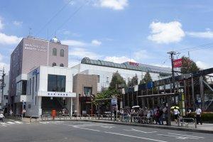 Fussa Station, Fussa City
