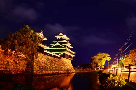 Thành cổ Nakatsu