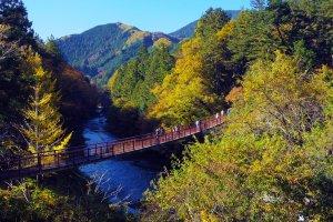 Akigawa Valley, Akiruno City