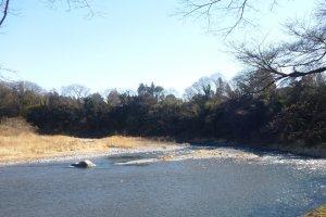 Kamanofuchi Park, Ome City